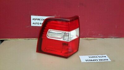 2007-2014 Ford Expedition Driver Left Side Rear Back Lamp Tail Light
