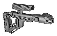 Original UAS-AK P -G Fab Defense Schwarz Mil-Spec Folding Buttstock for AKM 47