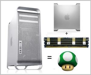 16-GB-2x8GB-Apple-Mac-Pro-de-actualizacion-de-memoria-RAM-DDR2-667-MHz-PC2-5300-FB-DIMM-Raro