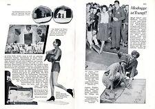 Meschugge ist Trumph! 20er Jahre-Text-& Photo-Collage c.1930