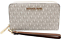 Michael-Kors-Jet-Set-Travel-Large-Phone-Wristlet-Wallet-Leather-PVC-MK-Signature thumbnail 13