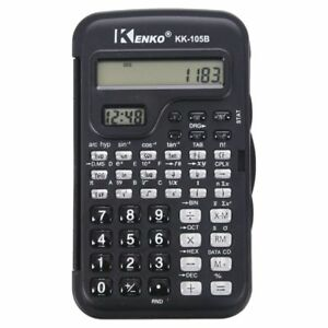 KENKO-Student-Electronic-10-Digits-Scientific-Calculator-with-Clock-O7K9P