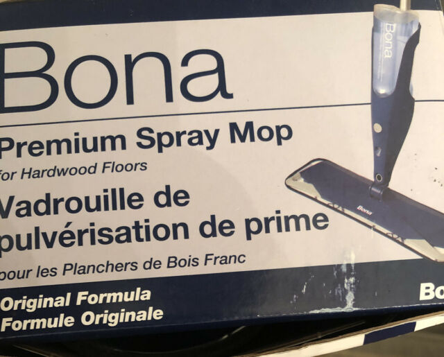 Bona Premium Spray Mop For Hardwood Floors for sale online ...