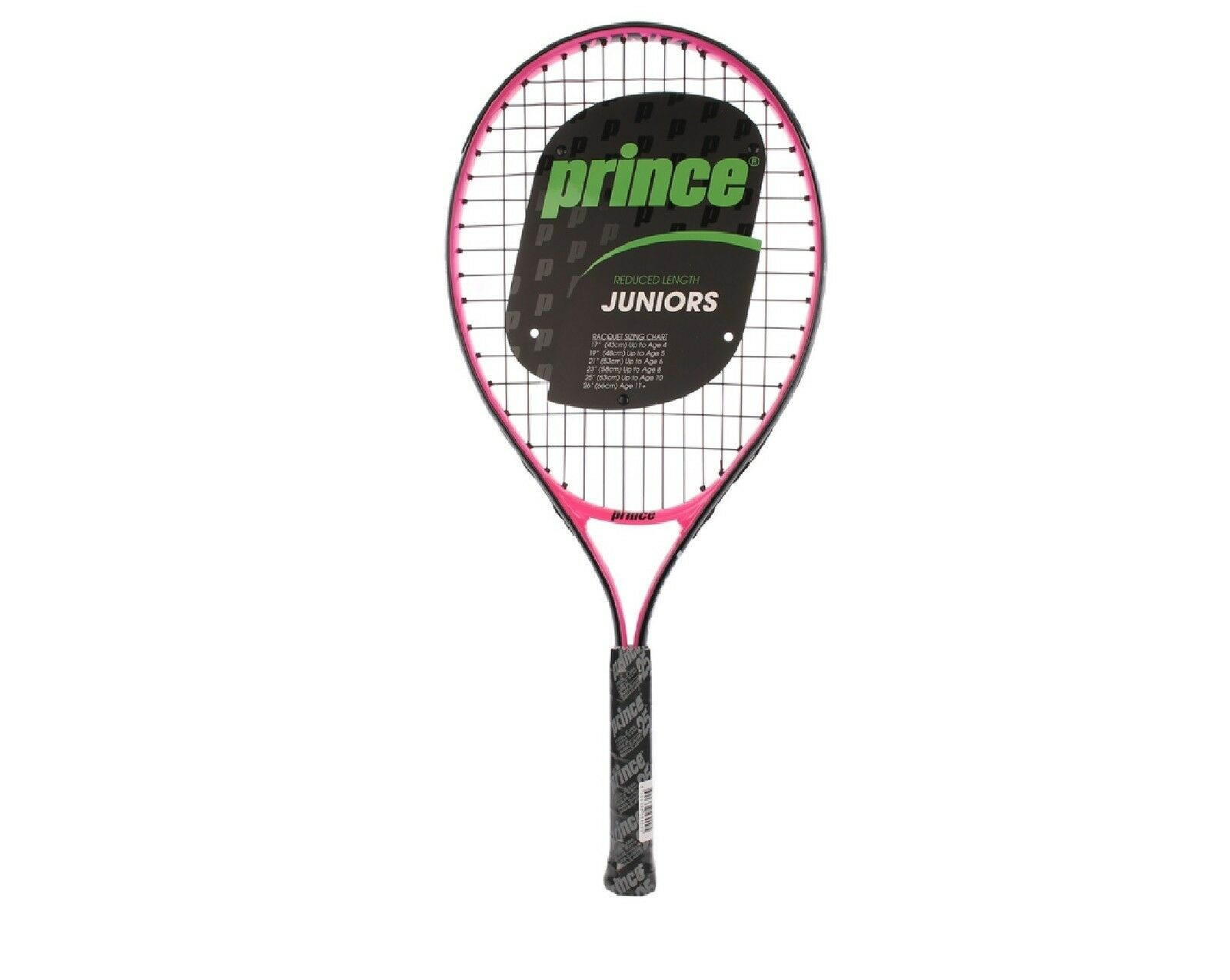 PRINCE 7T43A5050 - Raquette Tennis Pink 25 - Manche 4 - 0 NEUF