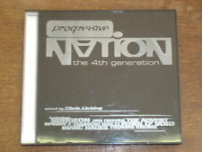 PROGRESSIVE NATION The 4th generation- Mixed by Chris Liebing- CD