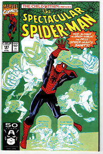 The Spectacular Spider-Man #173 Marvel Comics 1991 NM+