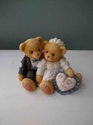 Teddy wackelkopfgelenk Minis Cardboard 4 pieces 10mm