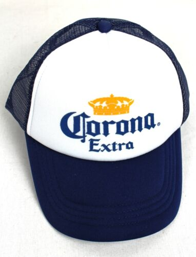 New Corona Truckers Cap Merchandise Beer Gear Unisex Hat New Great Quality BLUE