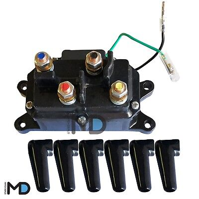 WINCH SOLENOID SWITCH Fits CAN-AM OUTLANDER 330 2X4 4X4 2005
