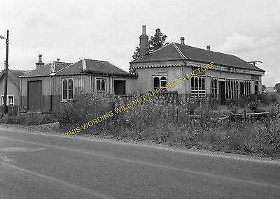 5 Caledonian Railway. Meigle Railway Station Photo Newtyle Alyth