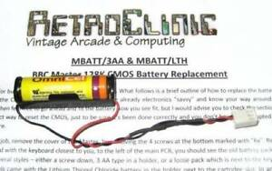 ACORN-BBC-MASTER-128-NEW-REPLACEMENT-LITHIUM-LONG-LIFE-CMOS-RTC-BATTERY-PACK
