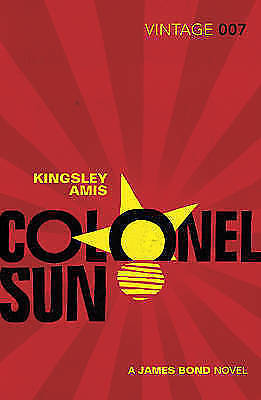 Colonel Sun: James Bond 007, Amis, Kingsley, New, Paperback