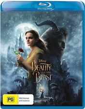 Beauty And The Beast (Blu-ray, 2017) NEW