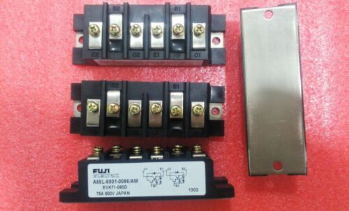 2pcs FANUC A50L-0001-0096/AM TRANSISTOR MODULE EVK71-060D