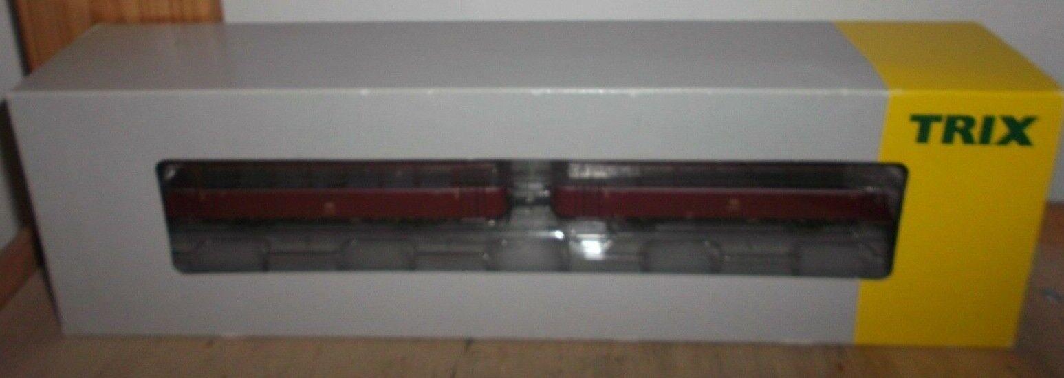 Trix H0 22798 Ferrobús Br 798 & 998 de Db Nuevo en Emb. Orig. DCC SX Digital &