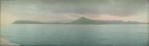Japan-Panoramic-View-Vintage-silver-print-Vue-panoramique-Tirage-argentiqu