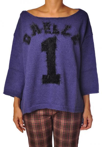Gaëlle Paris  -  Sweatshirts - Female Female Female - purple - 846209A183838 9e2b94