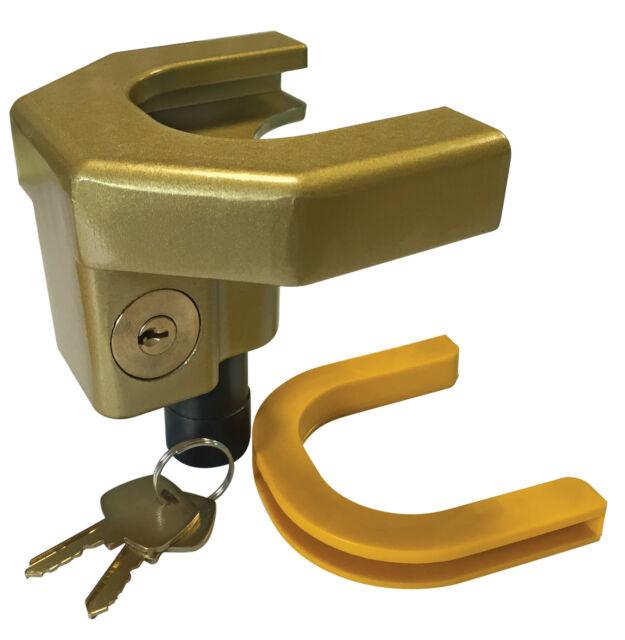 Streetwize SWTT114 Universal Coupling Hitch Lock