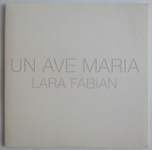 LARA-FABIAN-CD-SINGLE-PROMO-034-UN-AVE-MARIA-EDIT-RADIO-034