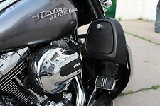 2014 & UP VENTED LOWER FAIRINGS GLOVE BOXES MAGNETIC DOORS HARLEY-DAVIDSON H-D