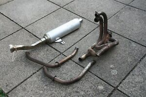 Motad-vfr-750-exhaust-downpipes-and-Remus-end-can-RC36-1990-3