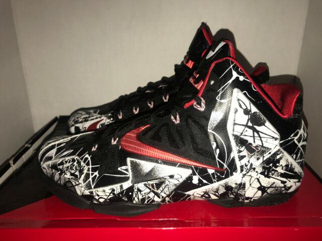 lowest price recognized brands 100% genuine Nike Lebron XI 11 Graffiti 10 for sale online | eBay