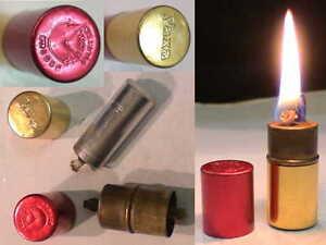 BRIQUET-Ancien-Quart-de-Tour-PUB-forme-rouge-a-levre-LIGHTER-Feuerzeug-Accendino