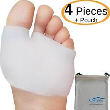 Chiroplax Ball of Foot Cushions Forefoot Metatarsal Sole Pads Mortons Neuroma