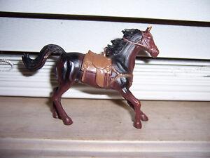 Belle New Ray Toy Horse Figure-afficher Le Titre D'origine