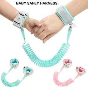 Child-Kid-Anti-lost-Safety-Leash-Wrist-Link-Harness-Strap-Reins-Rope-Traction