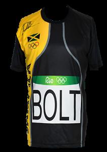 Usain-Bolt-Signed-Custom-Olympic-Track-Jersey-Beckett-Hologram