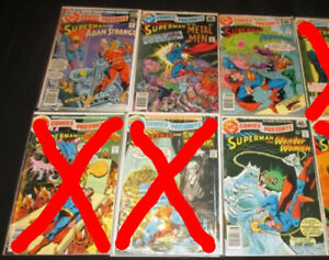 Details about DC Comics Presents U-PICK ONE #3,4,5 or 9 DC (1978-79) PRICED  PER COMIC