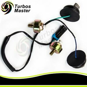 Sensors 12601822 Knock Sensors with Wire Harness for