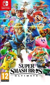Super-Smash-Bros-Ultimate-NINTENDO-SWITCH-VERSION-NEUF-SOUS-BLISTER-15-UNIT