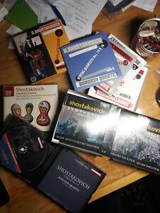Shostakovich CD collection