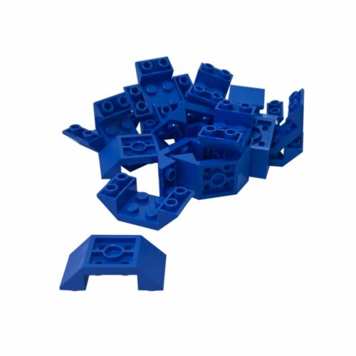 Lego Slope Inverted 45 2 x 2 Double Convex Parts Pieces Lot ALL COLORS
