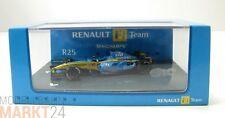 MINICHAMPS Renault F1 Team R25 in hell blau Modell im Maßstab 1:43 - OVP
