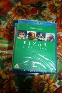 Pixar-cortometraje-Coleccion-2-DISNEY-Bluray-nuevo-Y-Sellado-no-Slipcover