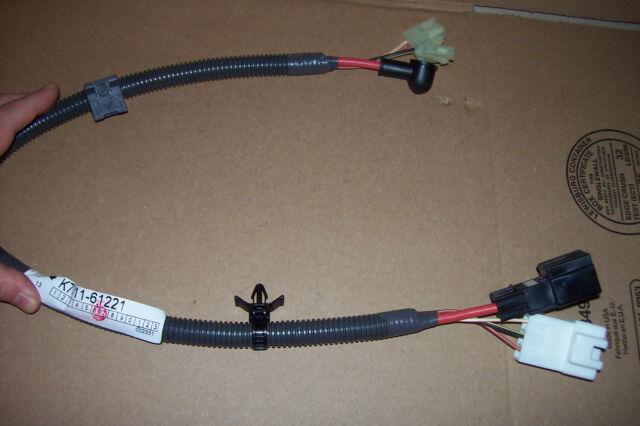 Kubota Engine Wire Harness Part K731161221 Tractor Ebayrhebay: Kubota Wiring Harness At Gmaili.net