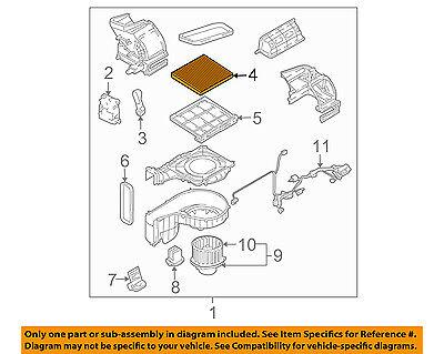 KIA OEM 05-16 Sportage-Cabin Air Filter P87901F200A
