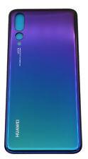 Huawei P20 Pro Akkudeckel Backcover Battery Cover + Kleber - Twilight