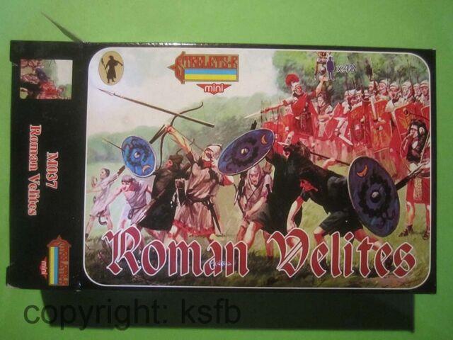 1:72 Strelets M037 Antike Römer römische Veliten Bogenschützen roman velites