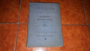 Apuleius-Apuleius-Metamorphoseon-Books-Xi-Ed-Teubner-1968-R-Helm-Latino-Latin