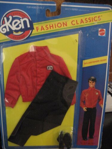 "KEN FASHION CLASSICS ""GO ANYWHERE GEAR"" #5819 NEW IN PKG"