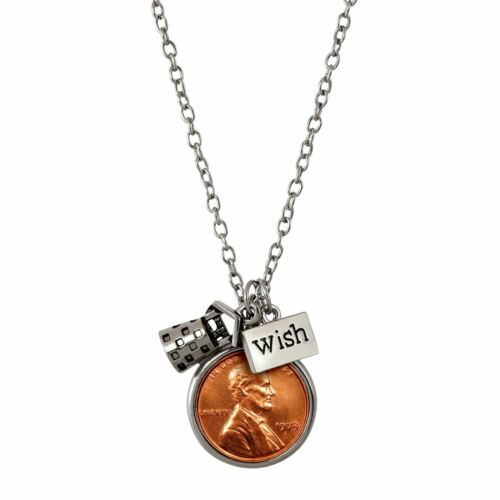 NEW American Coin Treasures Year to Remember Penny Wish Coin Necklace 1959