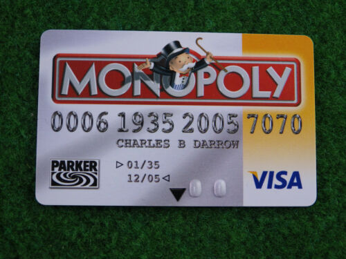 Here /& Now Electronic Banking Monopoly Board Game Spares Replacements Parts