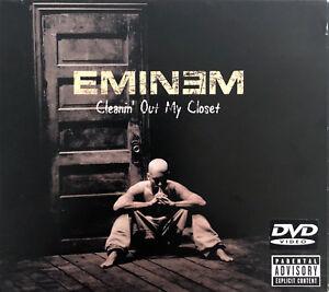 Eminem-DVD-Single-Cleanin-039-Out-My-Closet-Europe-EX-EX