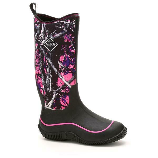 Muck Boots Pink Camo