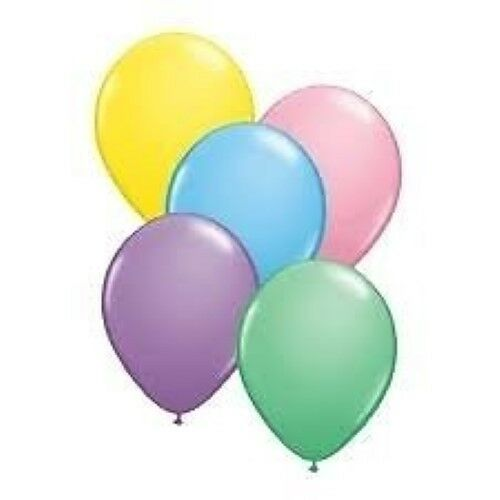 "Pearlised//Metallic Helium Quality Latex Balloons Party Decor 12/"" 8 x 30cm"