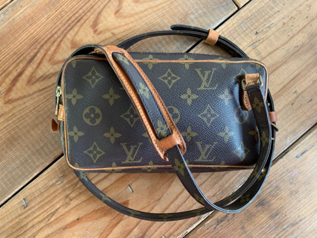 Crossbody, Louis Vuitton, kanvas, Louis Vuitton Marly taske…